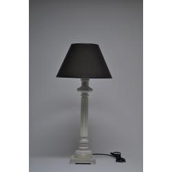 Lampa antyczna biel