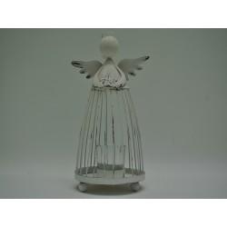 Świecznik aniołek